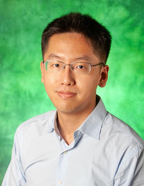 Photo of Dr. Yuanxi Wang