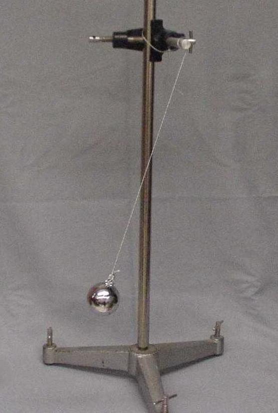 фотография маятник неподвижен изготовление